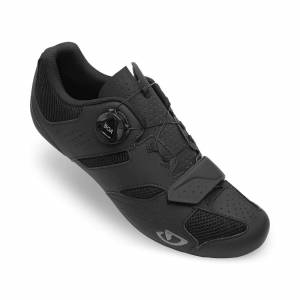 Giro Savix II Road Shoe - EU 41 - Black