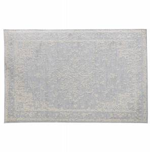 Alterego Boheems tapijt 'DAVINCI' 160/230cm grijze motieven