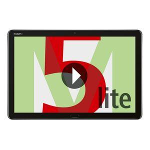"Huawei tablet MediaPad M5 Lite WiFi 10,1"""" 64 GB grijs"