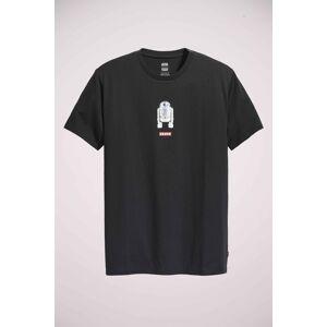 Levi's T-shirt - Zwart