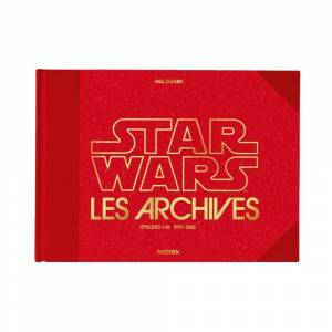 Book The Star Wars Archives - ONESIZE