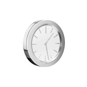 Smedbo Time klok 6cm wit/chroom