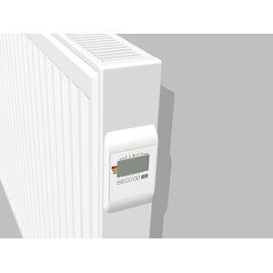 Vasco E-Panel H-RB elektrische paneelradiator 500x600mm (L x H) - 500w