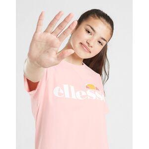 Ellesse Girls' Jena T-Shirt Junior - Only at JD, Roze