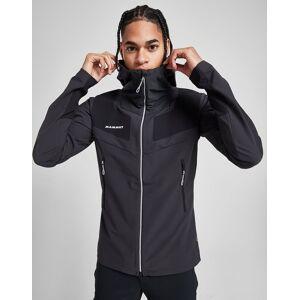 Mammut Aenergy Zip Through Softshell Jacket, Zwart