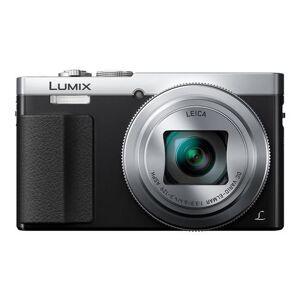 Panasonic Lumix DMC-TZ70 - Digitale camera compact 12.1 MP 30x optische zoom Leica Wi-Fi, NFC zilver