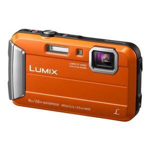 Panasonic Lumix DMC-FT30 - Digitale camera compact 16.1 MP 720p 4x optische zoom onder water