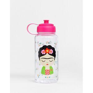 Sass & Belle Frida Kahlo water bottle 1 litre-Multi