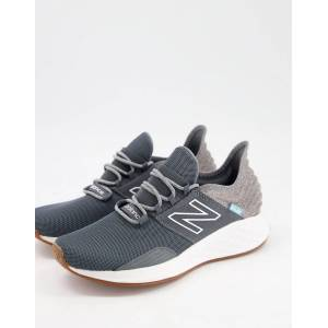 New Balance freshfoam trail roav trainers in grey