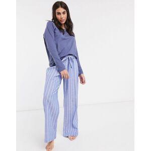 Tommy Hilfiger trousers in blue stripe