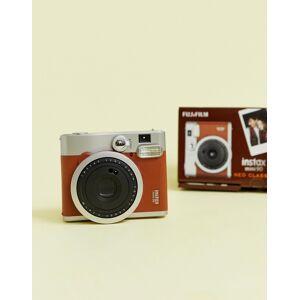 Fujifilm Instax Mini 90 instant camera in brown-Multi