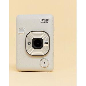 Fujifilm instax Mini LiPlay camera in stone white-Multi