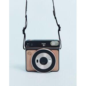 Fujifilm Instax Square SQ6 instant camera in blush gold-Multi