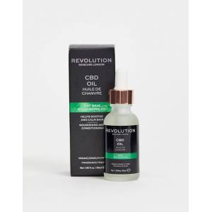 Revolution Skincare Nourishing CBD Oil-No Colour