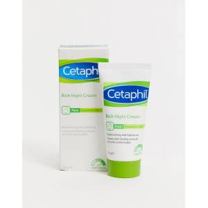 Cetaphil Rich Night cream Sensitive Skin 50g-No Colour