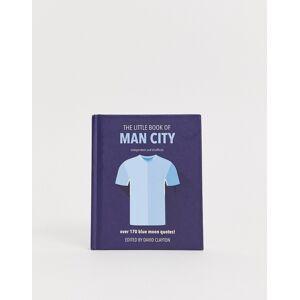 Books The little book of Man City-Multi