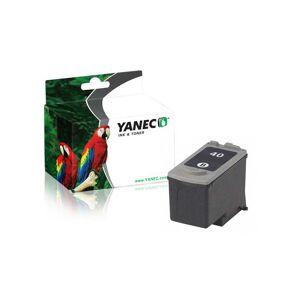 Yanec Canon PG-40 Zwart (Yanec)