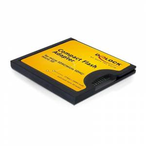 Delock Compact Flash Adapter for micro SD Memory Cards