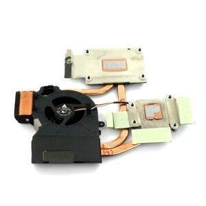 Replacement RepPar KSB0505HB Laptop Fan CPU + Heatsink voor HP voor 640903-001, 666391-001, KSB0505HB