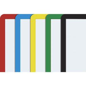 Frame met transparante folie, papierformaat A4, VE = 10 stuks