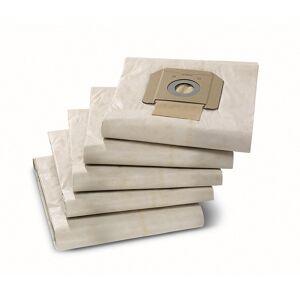 Kaercher Papieren filterzak, voor modellen NT 65/2 Eco, NT 65/2 Eco Me, NT 48/1, NT 72/2 Eco Tc Kaercher