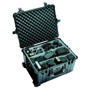 PELI Sterke koffer met wielen, inhoud 77,4 l, l x b x h = 630 x 492 x 352 mm PELI