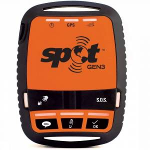 Spot GPS Locator Beacon Gen3 - Oranje/Zwart