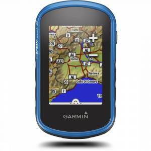 Garmin GPS eTrex Touch 25 - Blauw/Zwart