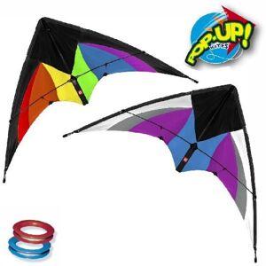 Rhombus Speelgoed Pop-Up Kite Stunt Magic