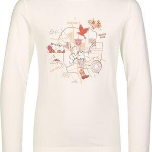 3 Pommes T-Shirt Ml voor meisjes - Wit - Maten: 116, 128, 140, 152