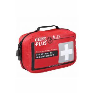 Care Plus First aid kit Mountaineer - Transparant/Transparant
