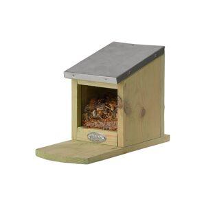 Esschert Squirrel Feeder - Groen/Grijs