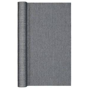 HEMA Raamfolie Textiel 150x45 Gerecycled Donkergrijs (donkergrijs)