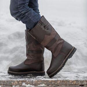 Mongols men's natural High felt-rubber outsole, Mongolian winter boots, boots, sheep wool, sheepskin, felt