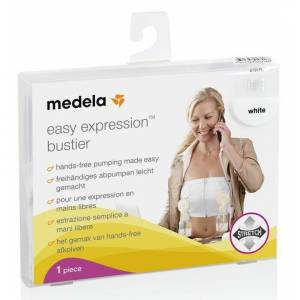 Medela Easy Expression Bustier Wit S