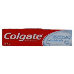 Colgate Whitening & Fresh Breath Tandpasta