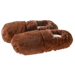 Coselle Pantoffels Magnetron Bruin/Beige