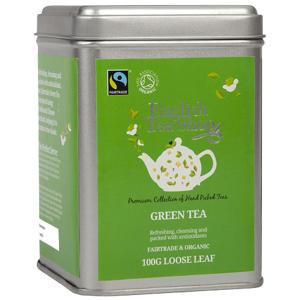 English Tea Shop Groene Thee Biologisch 100gr