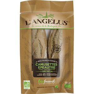 Langelus Camusettes Speltbrood