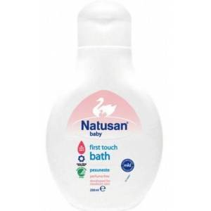 Natusan Bad First Touch 250ml