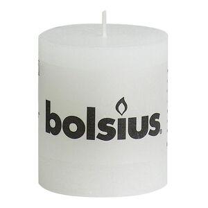 Bolsius Stompkaars Wit 80/68