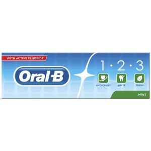 Oral-B Tandpasta 1-2-3 Mint