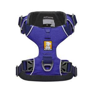 Ruffwear Front Range Harness - L/XL - Huckleberry Blue