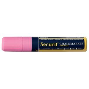 Securit krijtmarker large, roze