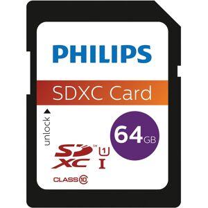 Philips sdxc card 64GB Class10
