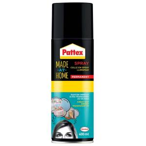 Pattex Made At Home lijmspray permanent 400 ml