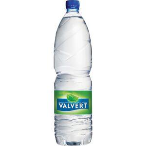 Valvert water, fles van 1,5 liter, pak van 6 stuks
