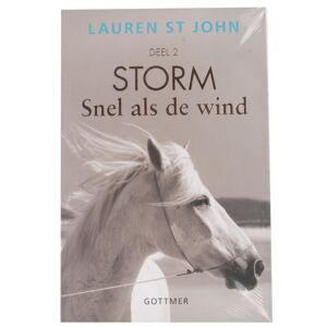 Divoza Storm, snel als de wind