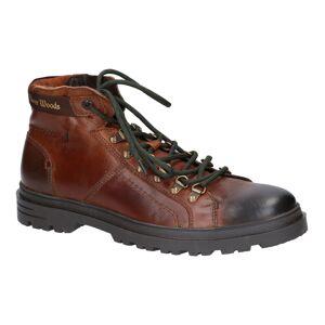 River Woods Rio Boots Cognac  - Cognac - Size: 46