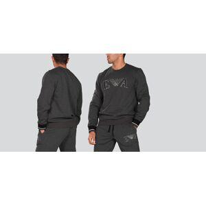 Giorgio Armani Emporio Armani Loungewear Sweater 9A571-Grijs (300)-L